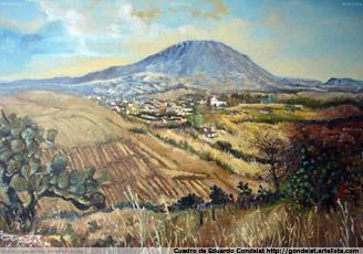 El-Ceboruco-obra-de-Eduardo-Gondelat
