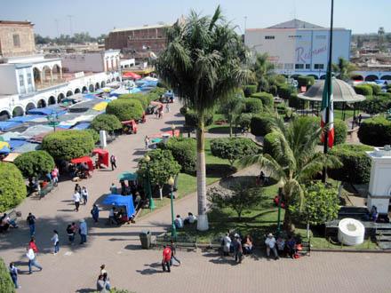 Centro-Ameca-Tianguis