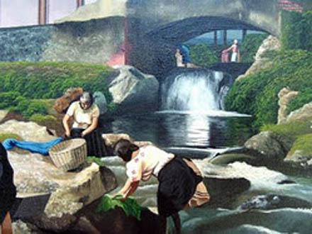 lavanderas-en-el-rio
