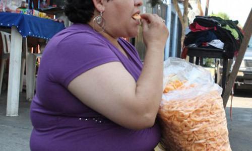 Siete de cada 10 personas padecen sobrepeso u obesidad | Foto: Notimex