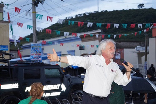 Fotos: cortesía de Presidencia Municipal de Ahuacatlán