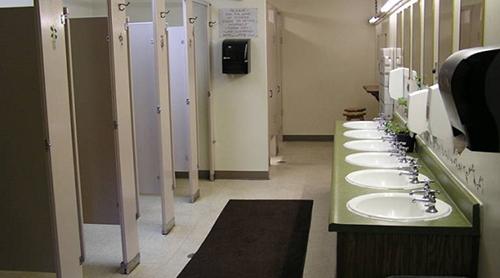 baño publico