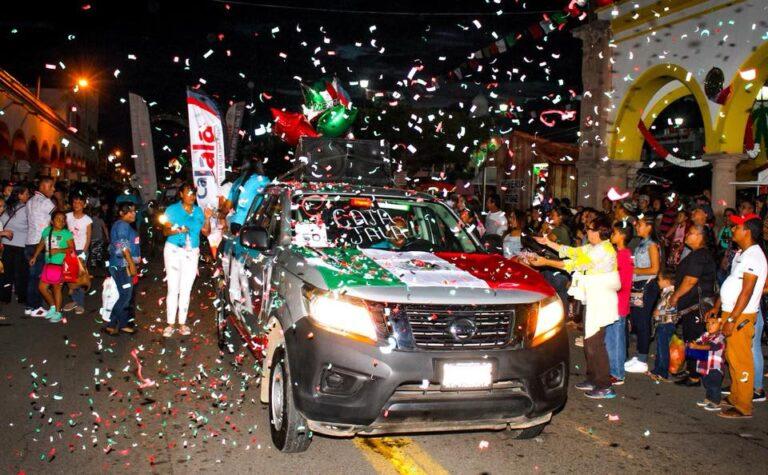 Inminente cancelación de Fiestas Patrias en Ixtlán