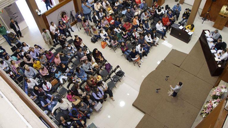 Suspende Congreso Concurso Nacional de Oratoria